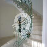 Арт №013 Кованая лестница