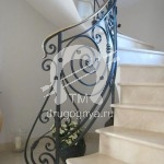 Арт №012 Кованая лестница Истра