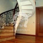 Арт №015 Кованая лестница Красногорск