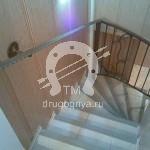 Арт №009 Кованые перила для лестницы