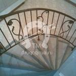 Арт №009 Кованая лестница Электросталь