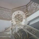Арт №008 Кованая лестница