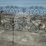 Ритуальная оградка