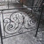 Кованая оградка Мытищи