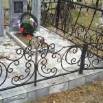 Оградки на могилку