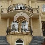 Арт №062 Ограждения для балконов