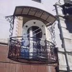 Арт №054 Французский балкон Москва