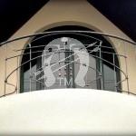 Арт №046 Кованый балкон Руза