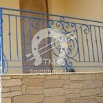 Арт №040 Кованый балкон Черноголовка