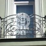 Арт №034 Кованый балкон