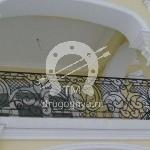 Арт №028 Кованый балкон Ивантеевка