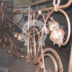 Арт №025 Изготовление кованого балкона