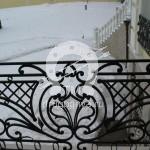 Арт №024 Ограждение балкона