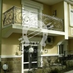 Арт №021 Кованый балкон Красногорск