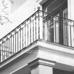 Арт №019 Кованый балкон Домодедово