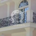 Арт №067 Кованый балкон Егорьевск