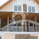 Арт №015 Кованый балкон