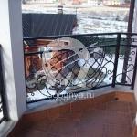 Арт №014 Кованый балкон Пушкино