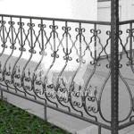Арт №011 Кованый балкон Электросталь