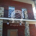 Арт №006 Кованый балкон Истра