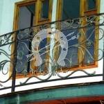 Арт №003 Кованый балкон