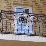 Арт №065 Кованый балкон фото