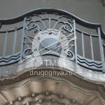 Арт №064 Кованый балкон Воскресенск