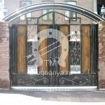 Арт №012 Кованые ворота