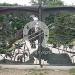 Арт №010 Кованые ворота