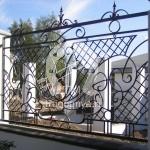№064 Кованый забор Коломна