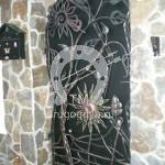 Арт №190  Кованая калитка