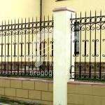 №006 Кованый забор Пушкино