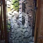 Арт №160 Кованая калитка