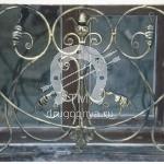 Арт №027 Кованая решетка ручной работы