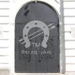 Арт №108 Кованые ворота Москва